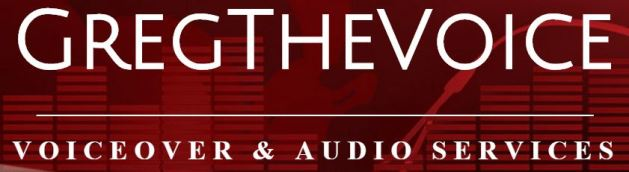 Voice Over Artist Greg The Voice Greg Thomas GTV Logo