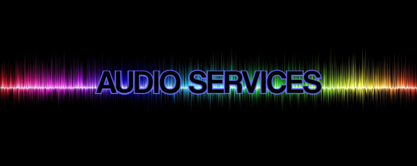 VOICE OVER AUDIO SERVICE SOUND WAVE PIC (1)